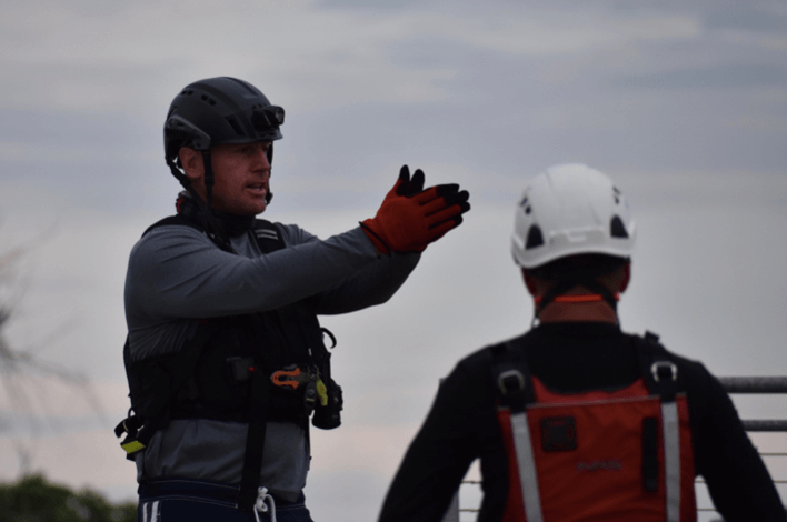 swiftwater first responder training