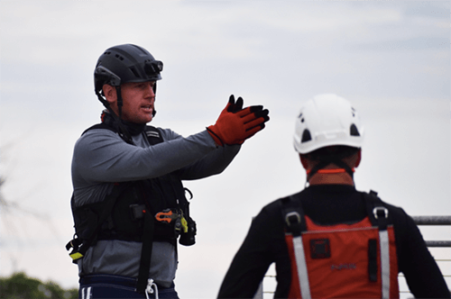 swiftwater training first responders